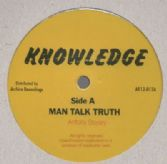 Antony<Anthony> Doyley - Man Talk Truth / Let Us All (Knowledge / Archive) UK 12&quot;